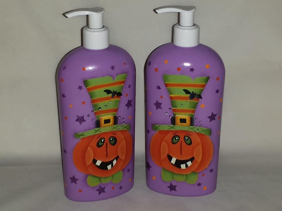 Halloween Soap/Lotion Dispenser